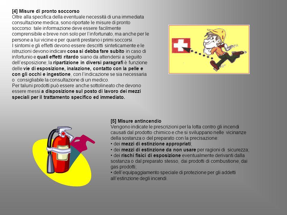 [4] Misure di pronto soccorso